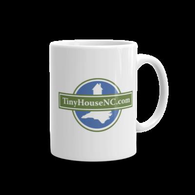 TinyHouseNC Logo Mug